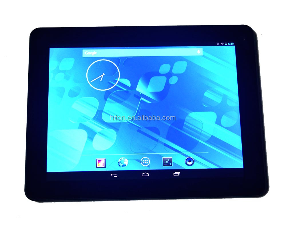 Cheap Factory 9.7 inch Quad-core Android Tablet with GPS and 3G phone android tablets provider
