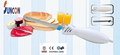 150W OEM home/restaurant use electric stainless steel hand knife, kitchen knife for bread