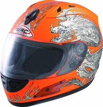 313Low price promotion hull face moto helmet