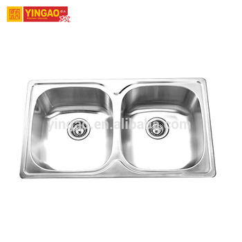 easy to clean factory price kitchen sink, cheap kitchen sinks