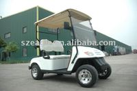 two seaters battery powered golf car,ELECTRIC VEHICLE,EG2029K03,48V/4KW Sepex
