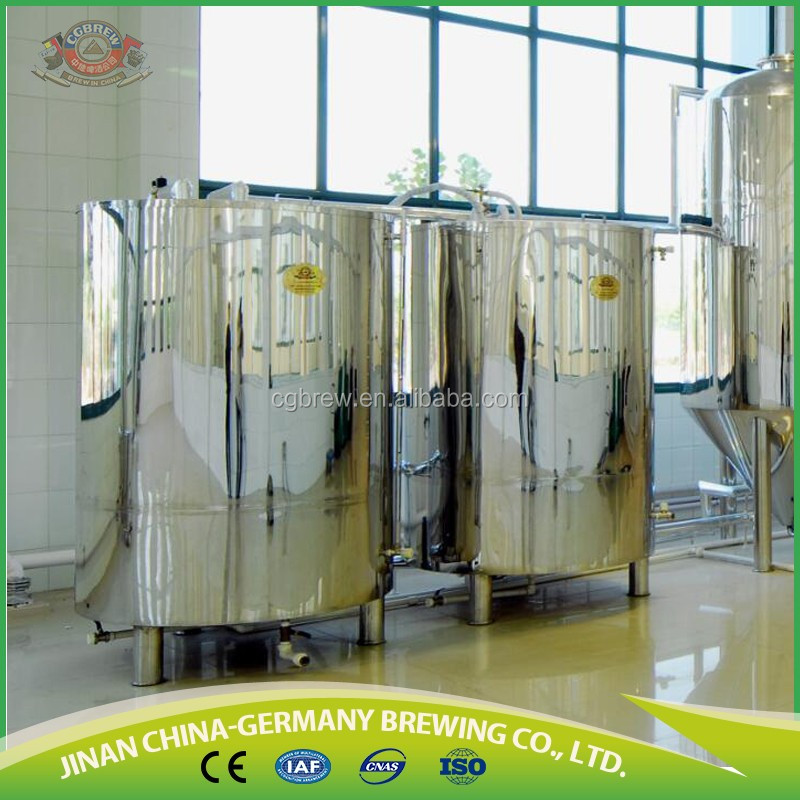 1000L/batch draught beer making machine for making craft beer in microbrewery