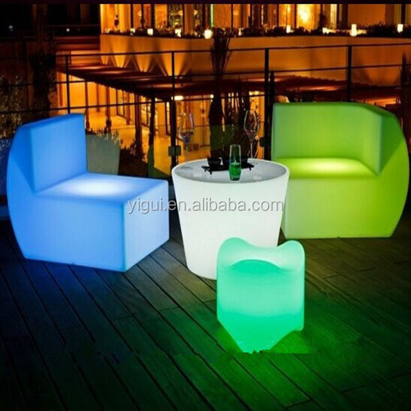 hot sale round sofa furniture,YI GUI plastic sofa furniture,for outdoor plastic sofa