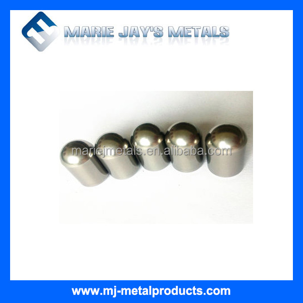 Tungsten carbide mining bits for mineral