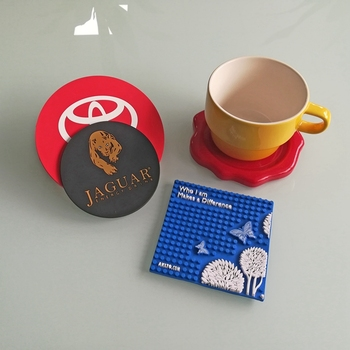 Top rated customized logo cup coaster