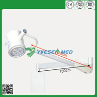 wall-mounted led medical operating room light