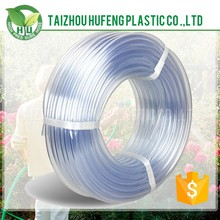Factory Sale Various Widely Used Transparent Pvc Clear Water Pipe
