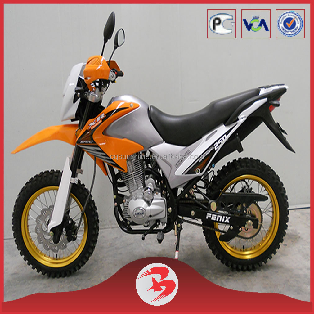 Hot Selling Cheap 250CC New Brozz Dirt Bike High Quality Chinese Motorcycle