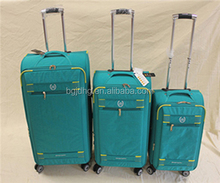 Hot Selling EVA With Colourful Material 20''24''28'' 3pcs Trolley Luggage