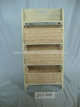 storage wooden benchwith maize drawer /living room furniture