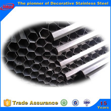 stainless steel 304 harga pipa hexagonal pipe price