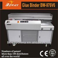 boway 976 photo book making machine A3 automatic glue binder machine