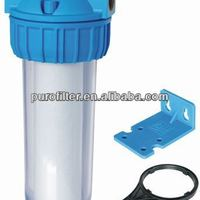 In Line Water Filter Housing With