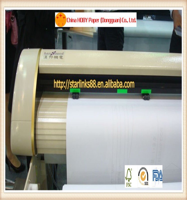 garment CAD apparel tracing paper for printer