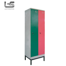 Tianjin Office Furniture 2 door steel metal storage office used cabinet