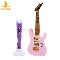 CE approved 3D printed pen 3d stereo LED drawing pen