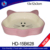 Newest design cat shape ceramic pet bowl for cat