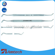 high quality 2015 dental hand instruments/Cement pluggers Medical probe