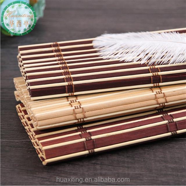 Cheap Custom Bamboo Venetian villa home office blinds roller soft gauze shades