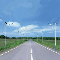 13 years producer Europe Standard solar street light with pole