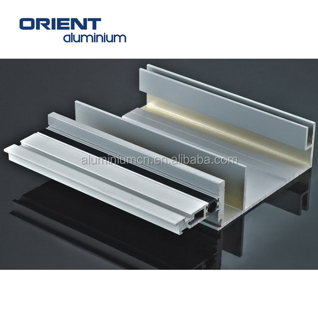 aluminium profile to make doors and windows aluminium profile system aluminium frame wall glass partition