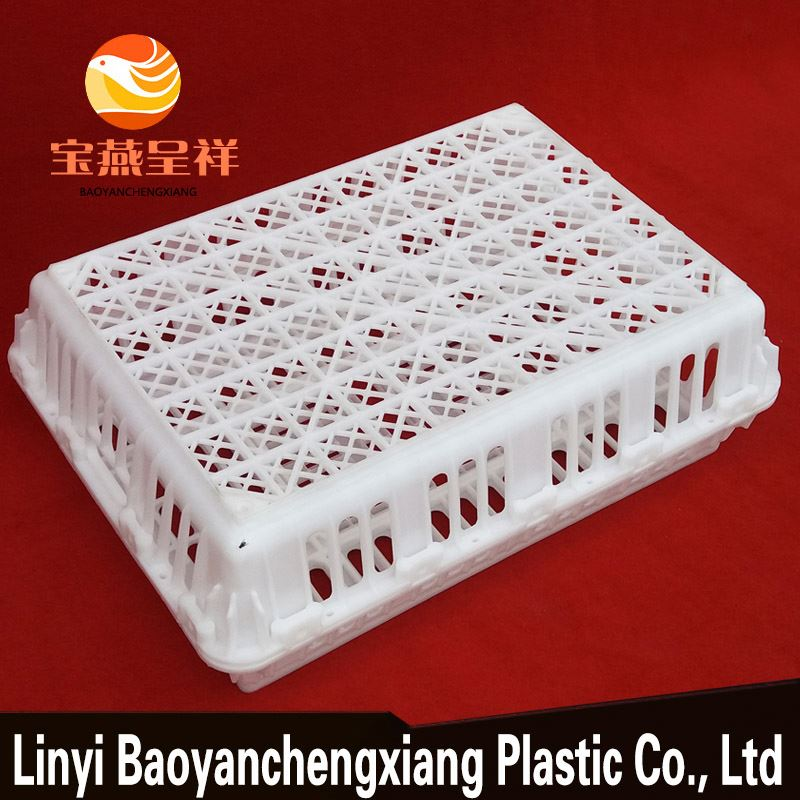 chicken laying cage chicken transfer box transport cage with feeder drinker