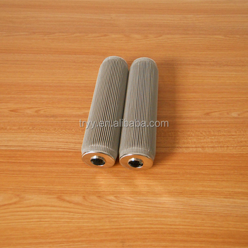 Supply 10 inch stainless steel folding filter core High quality hydraulic oil filter element Stainless steel welding filter core