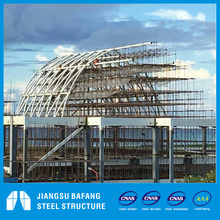 Airport Heavy Steel Structure Space Frame Roofing System