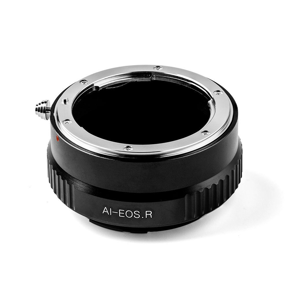 New AI-EOSR Adapters For Nikon AI F Mount Lens For Canon EOS R Full Frame Mirrorless Camera