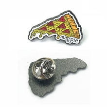 custom metal <strong>logo</strong> embossed enamel pin badge OEM custom metal lapel pin/enamel pin