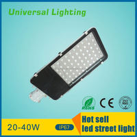 Top quality Meanwell driver Outdoor led street light housing 120w led street lamp