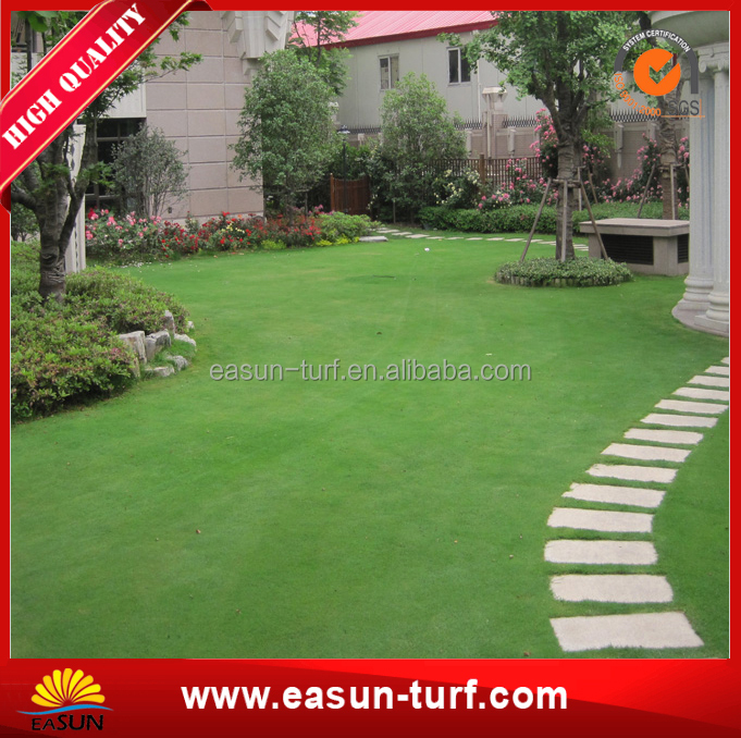 Cheap Fake Lawn Artificial Grass Carpete