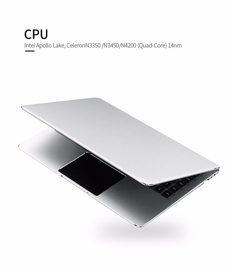 Slim notebook china 14 inch intel celeron Apollo N3450 6gb ram 1920*1080 Laptop notebooks computers
