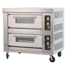 Bakery Equipment Steamer bakery rotary gas convection oven