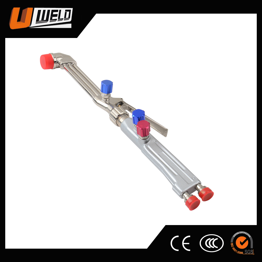 UWELD Ningbo UW-1214 Oxy Acetylene Light Weight Welding and Cutting Set Gas Torch Cutter Nozzle Set
