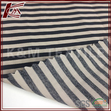 100% rayon fabric stripe printing wholesale rayon printed fabric
