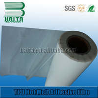 Stable Quality Double Face Tape TPU Hot Melt Adhesive Film For Leather Bonding