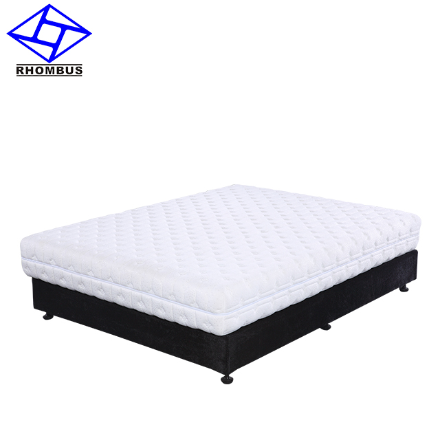 Bed Quilted Hybrid Foam Pocket Spring Mattress Edward - Jozy Mattress | Jozy.net