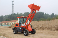 mini loader 1.5 ton with EPA engine for sale