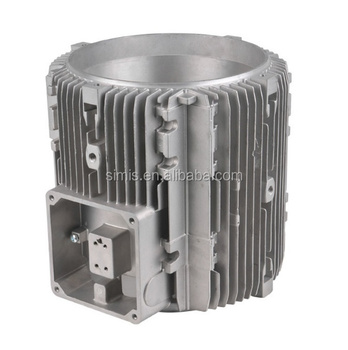 China Customized alloy casting motor housing manufacture