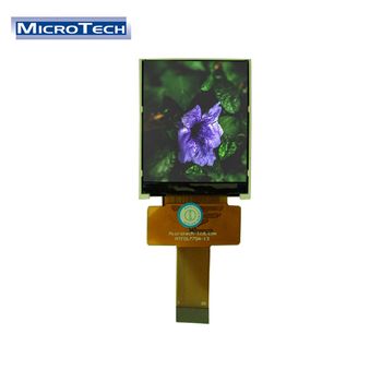 1.77 inch 128x160for electronics Transparent lcd/small lcd display
