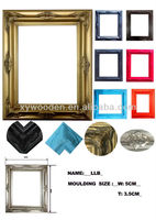 Personality photo stand photo frame korea wood frame love frame