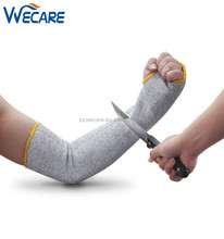 Thumb Hole Level 5 Protection Slash Cut Resistant Safety Knife Protective Arm Guard Sleeves