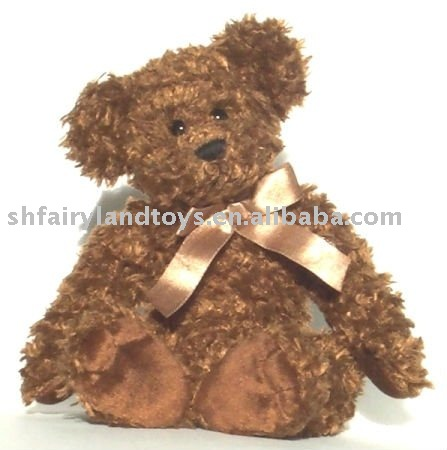plush promotional teddy
