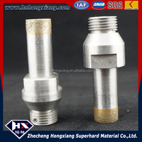 Segment core drill bit/diamond hole saw /stone drill