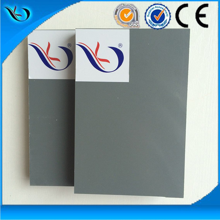 High Quality hot sale types Pvc Plastic Template Material for construction