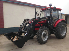 China made high quality mini tractor front end loader for sale