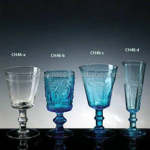 New design table decoration for wedding glass candleholder