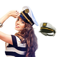 New Arrival Custom Yacht Captain Sailor Hat With Low MOQ