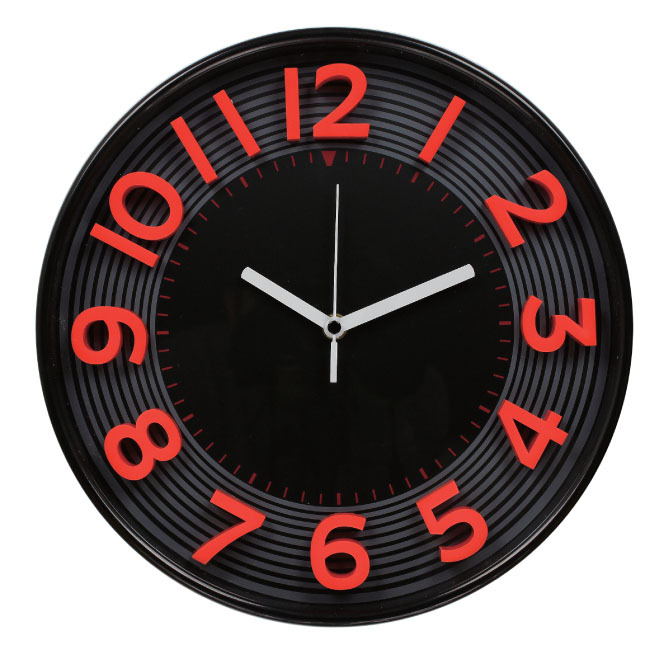 Guang zhou factory RC movement plastic DCF MSF radio control wall clock
